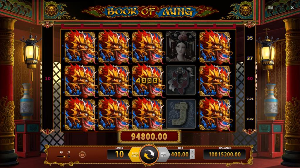 The book of ra slot machine