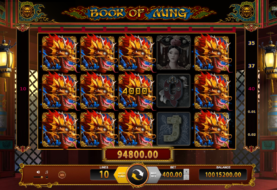 Book of Ming slot machine with a single click