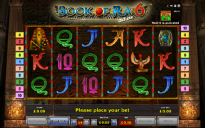 Book of Ra 6 online slot