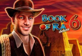 Play Book of Ra Deluxe 6 slot machine