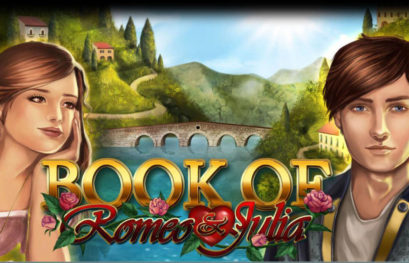 Have You tried Book of Romeo & Julia slot machine yet?