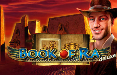 Which countries available Book of Ra slot machines?