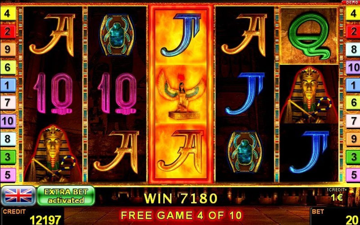 Fixed Book of Ra Deluxe slot