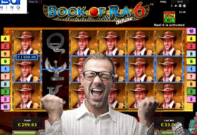 €15.258 Book of Ra Big Win on Book of Ra 6 slot