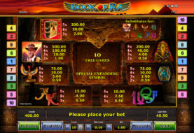 Where to play Book of Ra online?