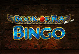 Book of Ra Deluxe Bingo slot machine