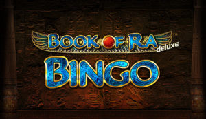 Book of Ra Deluxe Bingo game