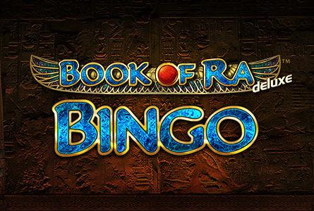 Book of Ra Deluxe Bingo slot machine