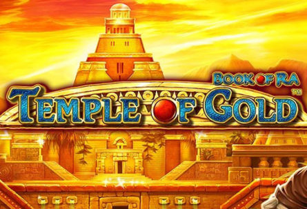 Book of Ra Temple of Gold slot machine