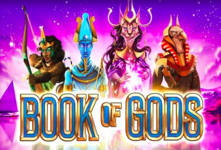Book of Gods slot machine with 243 ways