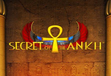 Secret of the Ankh slot machine