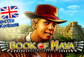 Book of Maya Slot UK