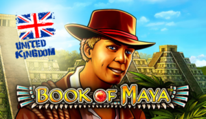 Book of Maya Slot UK play