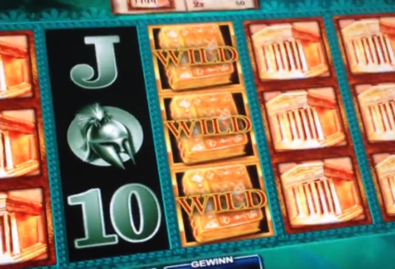 Book of Athena slot machine