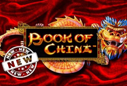 Book of China slot machine