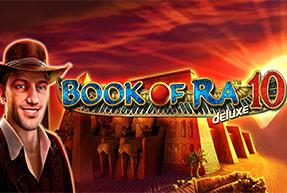 Book of Ra Deluxe 10 online
