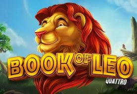 Play Book of Leo Quattro slot machine 4 in 1