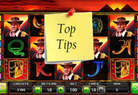 Best casino game odds for Book of Ra slots (RTP)